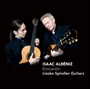 Cover der CD 'Lieske Spindler Guitars- Evocacion'